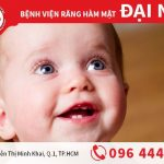 Thứ tự mọc răng sữa cho bé mẹ nên biết