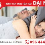 Ngủ ngáy, nguyên nhân và cách chữa trị